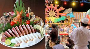 高知本店の皿鉢料理が日本テレビ系列「カミングアウトバラエティー 秘密のケンミンSHOW」にて紹介されました。